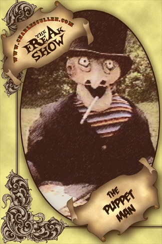 The Puppet Man Card