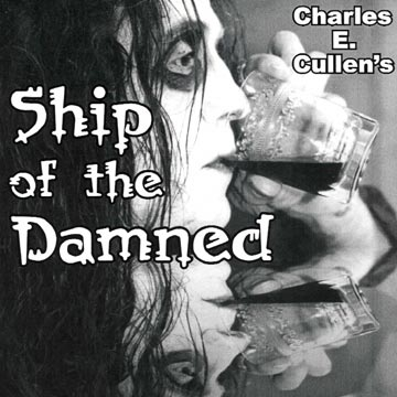 Ship Of The Damned CD Cover