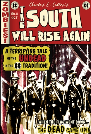 South Will Rise Again Poster